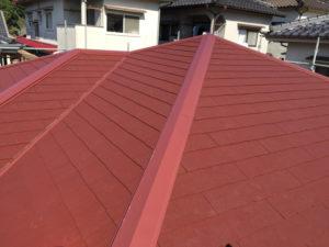 コロニアル 屋根 葺き替え