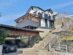 広島市佐伯区 屋根工事 葺き替え 外壁塗装 施工例