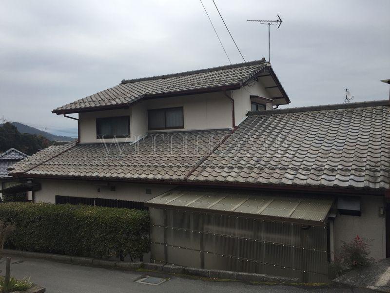 屋根瓦葺き替え工事(安佐南区Y様邸)広島の屋根瓦のお店ウィズホーム 施工例
