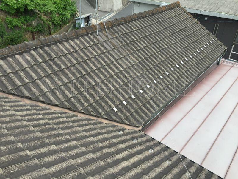 屋根瓦葺き替え・板金塗装工事 広島の屋根・瓦のお店ウィズホーム