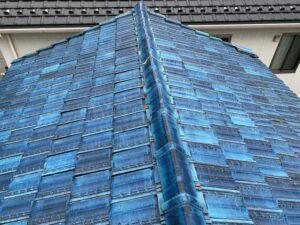 広島市東区T様邸 瓦屋根葺き替え工事 広島の屋根・瓦のお店ウィズホーム 一級かわらぶき技能士